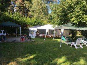YCU'88 Sommerfest